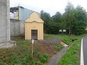 KAPLIČKA ve Vykmanově před opravou a po provedení rekonstrukce.