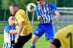 Ostrov si připsal v novém ročníku Fortuna Divize B na své konto první výhru, když porazil v domácím prostředí Slaný v poměru 4:0