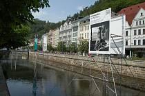 V Karlových Varech začíná už tento pátek 54. ročník Mezinárodního filmového festivalu. Přípravy na něj finišují.