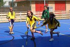 Sportovní příměstský tábor v Ostrově