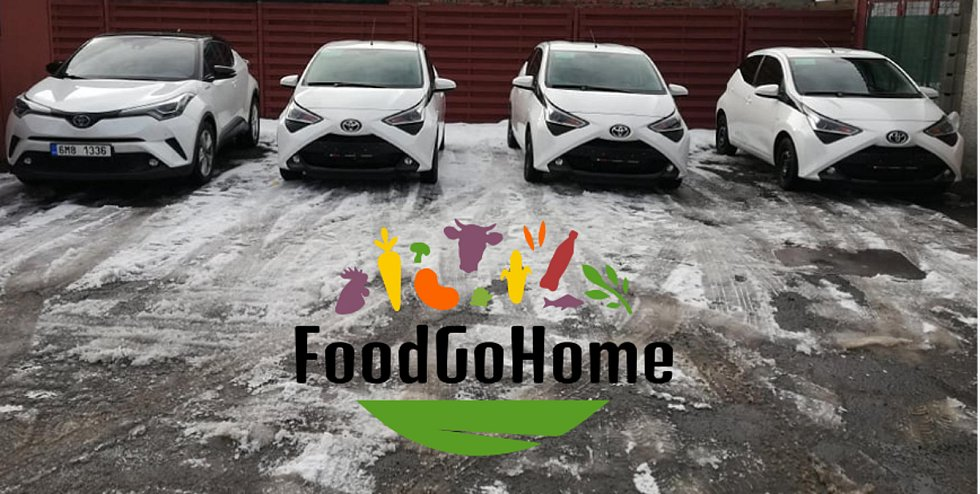 Flotila FoodGoHome