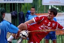 Jakub Medek na bloku.