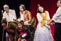 V karlovarském divadle zahrají pohádku o Princezně na hrášku.