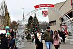 Vánoční trhy zvou do centra Karlových Varů