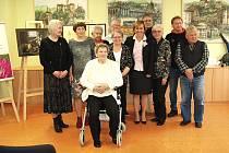 Účastníci soutěže pro seniory.