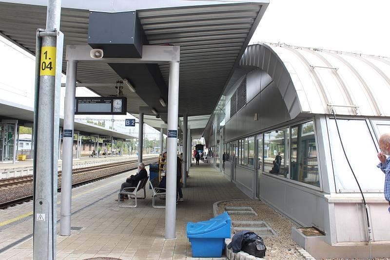 Horní nádraží.