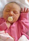 Viktorie se narodila 22. 6. 2015 ve Fakultní nemocnici v Plzni. Na světě svoji holčičku přivítali maminka Adéla Cmarková a tatínek Václav Klečka z Nové Role.