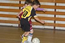 O víkendu vybojovala fotbalová přípravka karlovarských Buldoků na halovém turnaji hráčů narozených po roce 2000, který se odehrál v hale ve Vilémově, skvělé druhé místo.