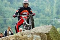 Golem trial 2009, mistrovství České republiky v trialu jednotlivců.