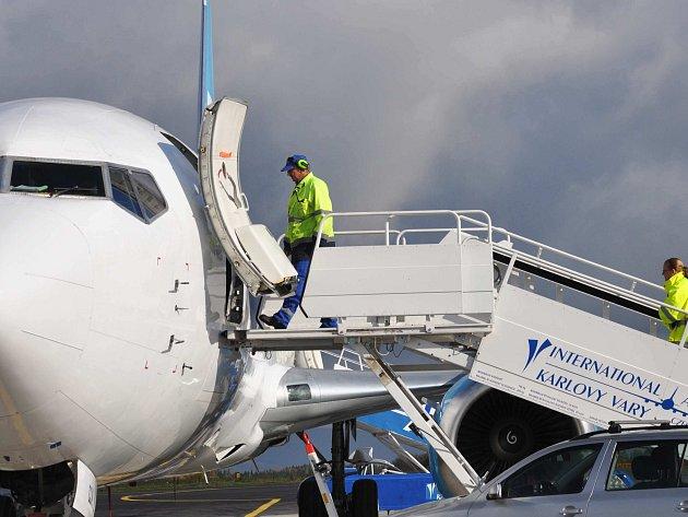 DESTINAČNÍ AGENTURA by měla pomoci i rozvoji letiště.