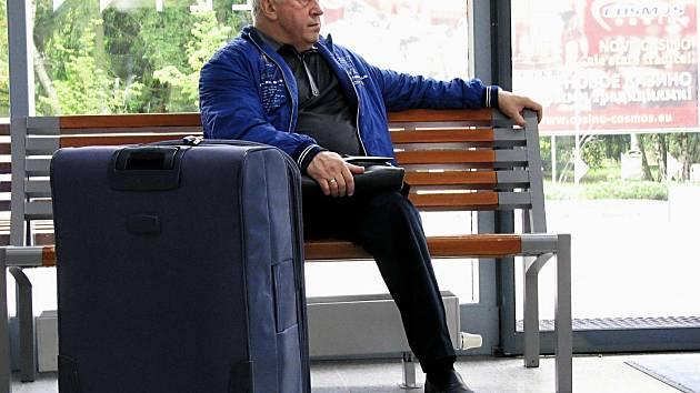 Výhradními pasažéry mířícími přes karlovarské letiště byli hosté z východu.