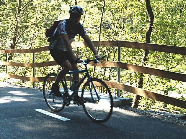 Zájem o půjčování jízdních kol od Českých drah roste.