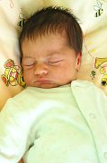 Petruška Girgašová z Karlových Varů se narodila 16. 7. 2012