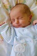 Šimon Laža z Ostrova se narodil 19. 2. 2012