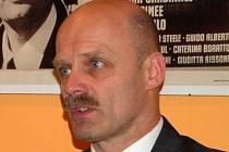 Vratislav Emler, krajský radní pro školství.