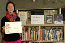 Obrovská radost zavládla v knihovně v Hroznětíně.