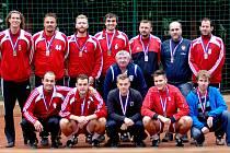 SK Liapor se dočkal medaile, vybojoval bronz.