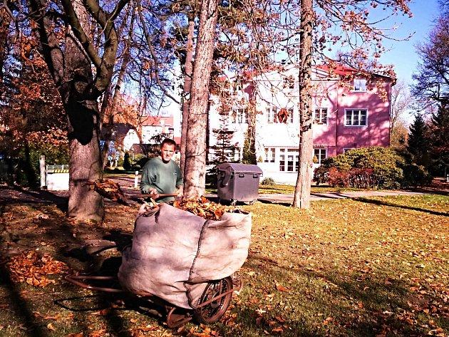 KAPACITA domova pro seniory ve Staré Roli ani zdaleka nestačí zájmu o místo.