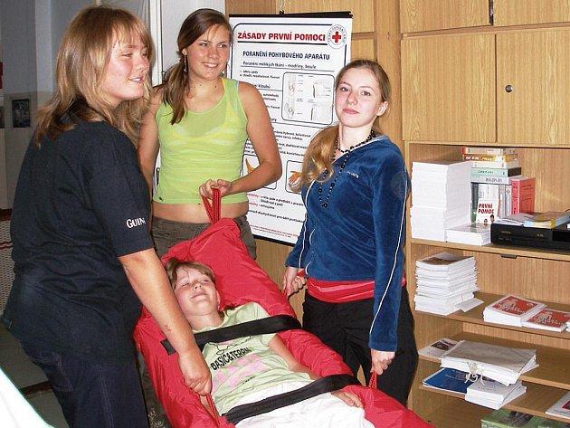 Červený kříž v Karlových Varech pořádá pravidelně celou řadu zajímavých akcí. (Ilustrační foto.)