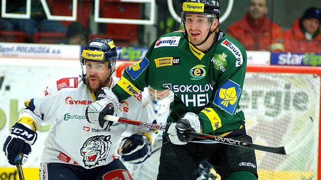 HC Energie Karlovy Vary - Bílí Tygři Liberec 4:1