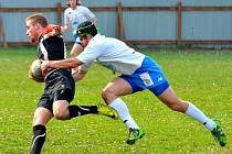 V neděli 30. dubna prověří v rámci dalšího kola II. ligy v ragby mužů karlovarské RC rezerva pražské Sparty.