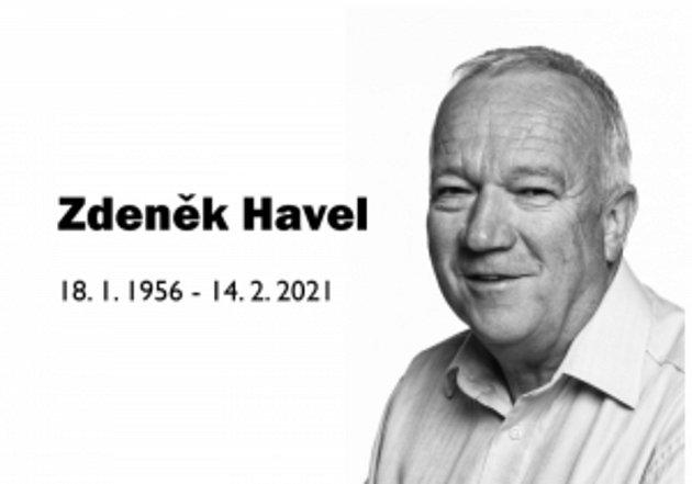 Smutná zpráva zasáhla fotbalový svět vKarlovarském kraji. Vneděli 14.února odešel do fotbalového nebe Zdeněk Havel.