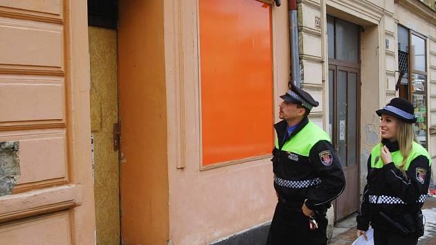 Herny v Karlových Varech kontroluje městská policie.