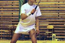 Nadějná hráčka Romana Vatashchuk.