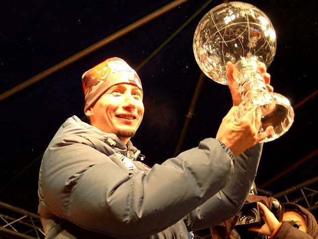 Lukáš Bauer v letošní sezóně štval své soupeře před sebou nevídaným způsobem, aby si splnil velký sen a přivezl domů křišťálový glóbus.