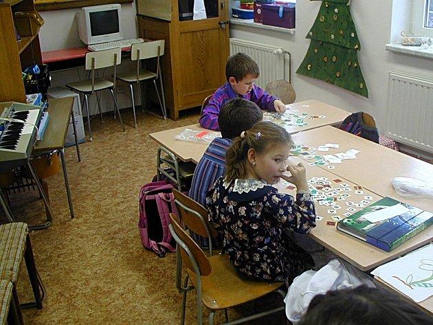Podaří-li se získat dotace, čekají školu vylepšení.