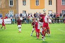 "Fortuna ČFL: Slavia Karlovy Vary - Sparta Praha ""B"""