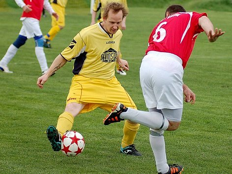 Okresní přebor: SK Božičany - Ajax Kolová 2:0.