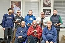 Karlovarští fotografové na tradičním setkání.