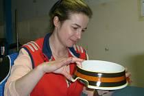 Zaměstnanci Karlovarského porcelánu dokončili kuriózní zakázku. Vyrobili několik desítek misek pro psy prezidenta Spojených států amerických Baracka Obamy.