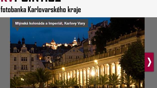 Fotobanka Karlovarského kraje.
