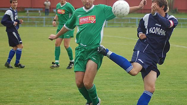 Stejně jako na Lokomotivě i v domácím prostředí vyšli hráči Rychnova bodově naprázdno.