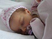 MARKÉTA HORKÁ z Kynšperku se narodila 5. 6. 2017