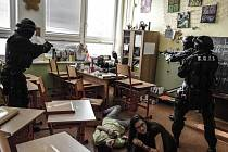 Z výcviku členů neziskové organizace Secondary Group Team Soldiers.