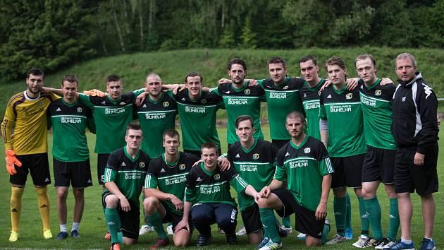 Fotbalová tour HC Energie začala výhrou v Jáchymově.