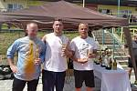 TJ Sokol Teplá, město Teplá a Rudolf Káva společnými silami přichystali na víkend již 9. ročník Memoriálu Zdeňka Hanuse, tedy turnaje starých gard hráčů nad 37 let.