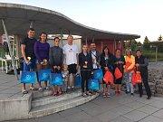 Turnaj pro dobrou věc uspořádal v Chodově Jan Bauer. Získané peníze poslouží handicapovaným dětem.