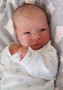 Teodor Lukeš z Karlových Varů se narodil 18. 4. 2012