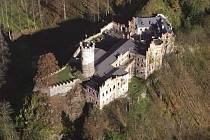 Horní hrad známý též jako Hauenštejn zahájil návštěvnickou sezonu.