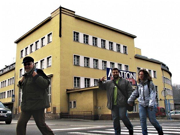Bývalé sídlo Karlovarských minerálních vod by mohlo být chráněnou kulturní památkou