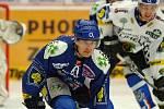 Karlovarská Energie vydřela na domácím ledě vítězství 2:1 nad Kladnem.