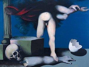 ZAPOMENUTÝ avantgardní malíř Alois Wachsman.