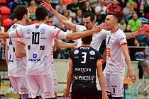 Karlovarsko dnes vyzve v hale míčových sportů Ústí nad Labem.