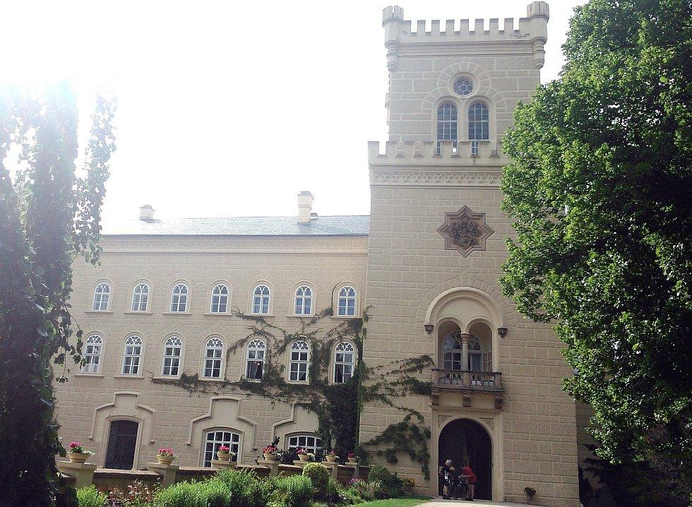 Zámek Chyše, ilustrační foto
