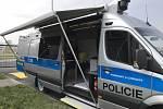Speciální auto, které mají k dispozici policisté v Karlovarském kraji.