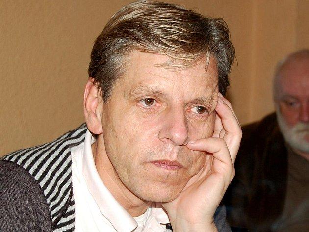 Jan Horník, senátor.